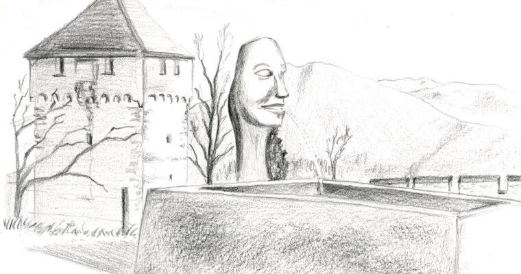25. April 2021, Sketchcrawl Speuzerbrunnen